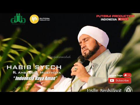 Indonesia Raya Aman - Habib Syech ft Ahbabul Musthofa - Undip Bersholawat 2017