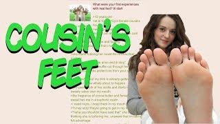Greentext Stories- Cousin's Feet