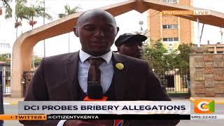 DCI probing senators bribe demands