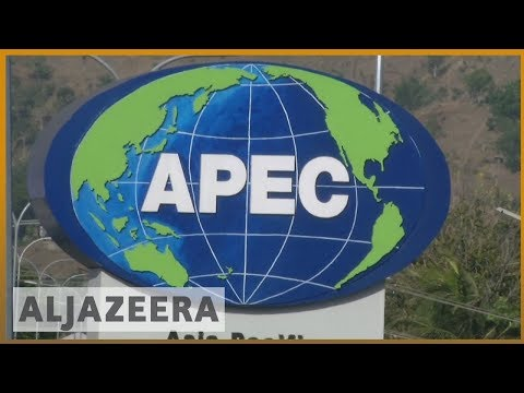 🇵🇬 Papua New Guinea summit: Asian leaders at APEC event | Al