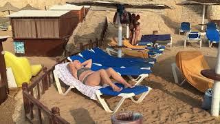 Египет Пляж отеля Concorde El Salam