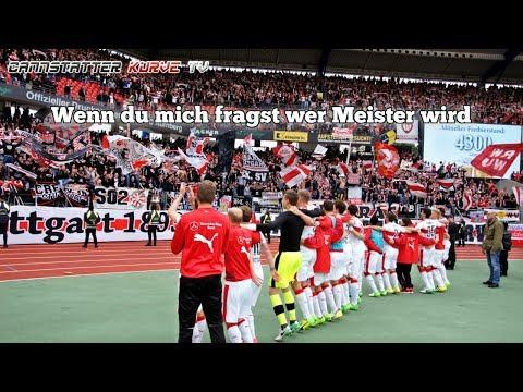 Die Lieder der Cannstatter Kurve - Wenn du mich fragst wer Meister wird - VfB Stuttgart