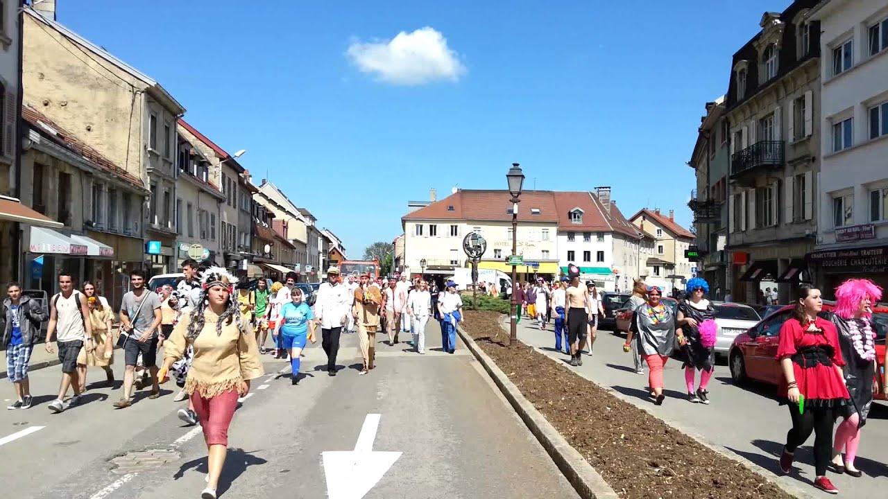L 39 arriv e du lyc e xavier marmier au centre ville de - Piscine pontarlier horaires ...