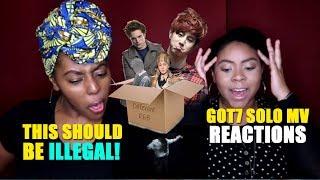 DeexJae React To  GOT7 Solo MVs   WE GOT6!!!