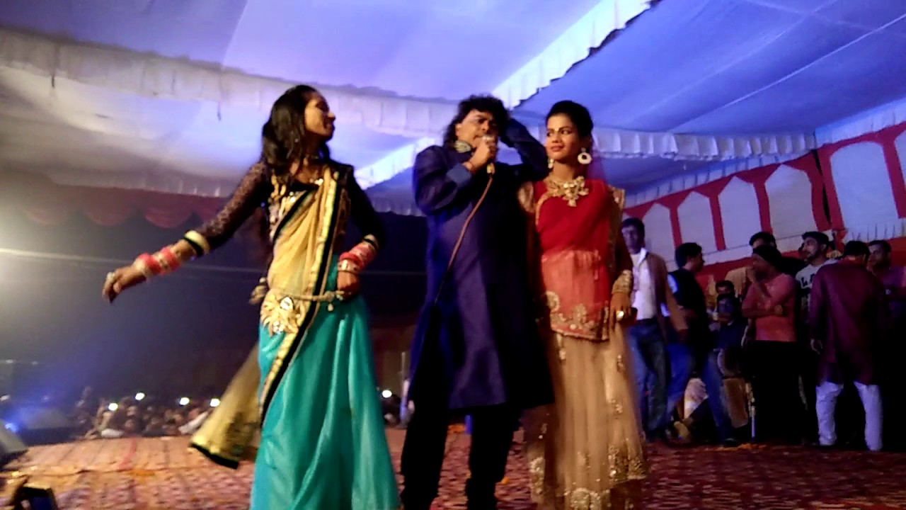 Kuleshra chatt dance with guddu rangeela(2)