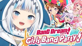 [BanG Dream! Girls Band Party!] Shark energy !!