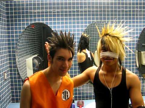 Dragon Ball Z Hair