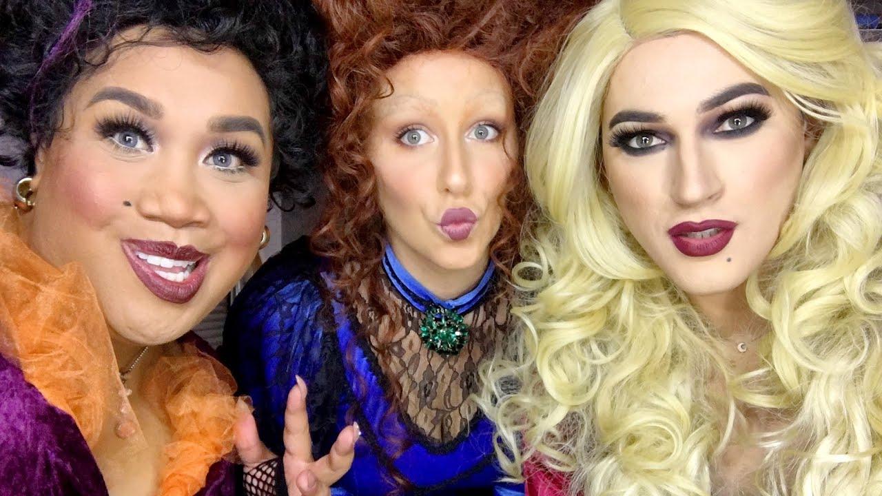 hocus pocus halloween tutorial chrisspy youtube - Chrispy Halloween