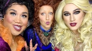 Hocus Pocus Halloween Tutorial- CHRISSPY