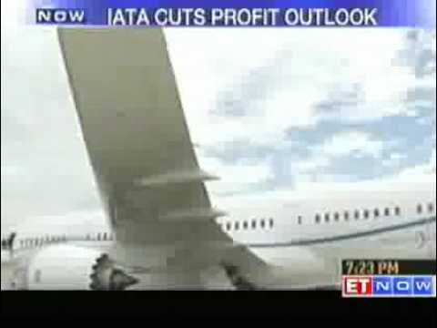 IATA cuts profit forecast for global airlines