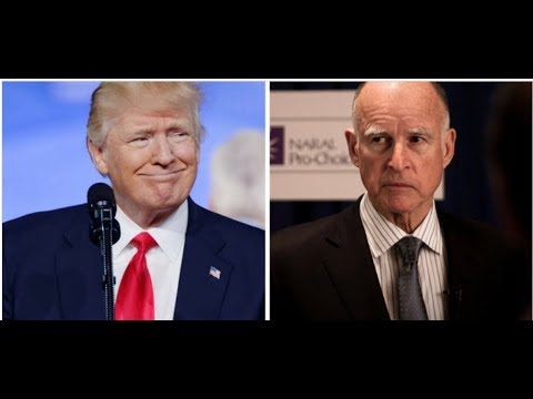 TRUMP TO CALIFORNIA  I'LL PULL ICE OFFICERS OUT IF YOU KEEP HARBORING ILLEGALS!