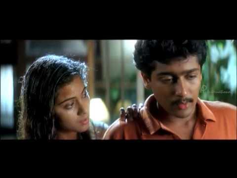 Nerukku Ner Movie Scenes | Engengae Song | Explosion near Raghuvaran's house | Suriya | Simran