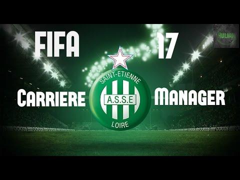 FIFA 17 CARRIÈRE MANAGER ASSE #1 TOURNOI !