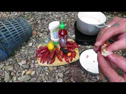 Crayfish Al Fresco. #SRP