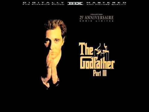 The Godfather Part III | Soundtrack Suite (Carmine Coppola)