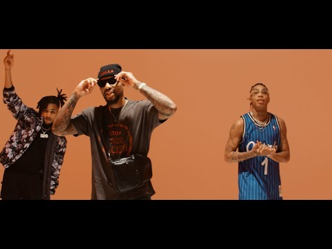 Tyla Yaweh ft. DDG & Dame D.O.L.L.A. - Stuntin' On You (Remix - Official Music Video)