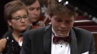 Szymon Nehring – Piano Concerto in E minor Op. 11 (final stage of the Chopin Competition 2015)