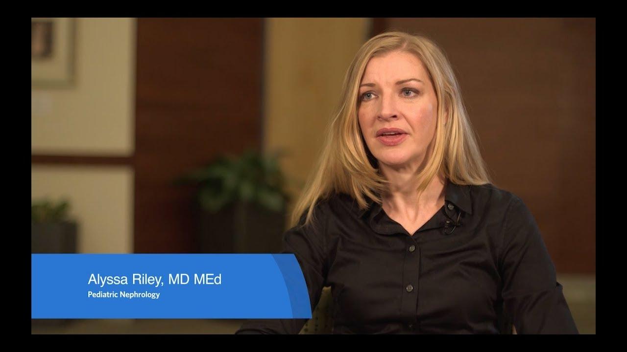 Meet Alyssa Riley, MD, MEd, Pediatric Nephrology | Ascension Texas