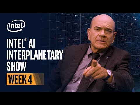 AI and the Space Exploration of Tomorrow | Intel® AI Interplanetary Show | Intel Software