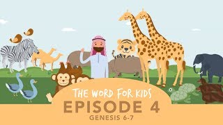 The Word for Kids: Episode 4