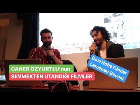 Caner Özyurtlu'nun En Sevdiği 90'lar Filmleri - BAZI NEFİS FİLMLER Lansman Gecesi 1