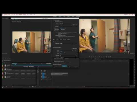 How To Export a Quicktime Movie from Premiere Pro
