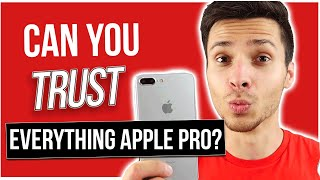 Can You Trust Everything Apple Pro | Painfully Honest Tech