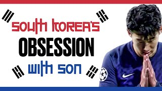 Son Heung-min Is Not Just A Footballer in South Korea-He's An Obsession