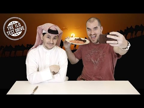 [ILQ Test Drive] - Have you ever eaten camel meat?!