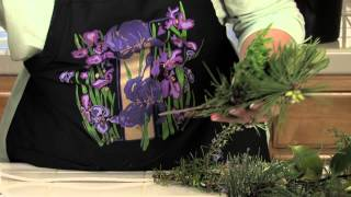 How To Make Wedding Garlands : Floral Arrangements For Weddings & Centerpieces