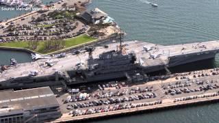 USS Midway Museum Teaches Lessons Of Vietnam War