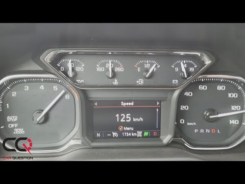 2019 GMC Sierra 6.2L | Acceleration test | This is FAST! ( 0-100kmh )