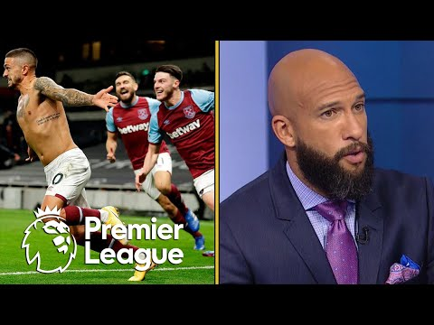 Instant reactions after Spurs draw with West Ham  Premier League  NBC Sports