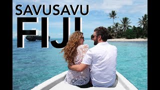 Savusavu, FIJI Drone Footage | Travel Candy | How 2 Travelers