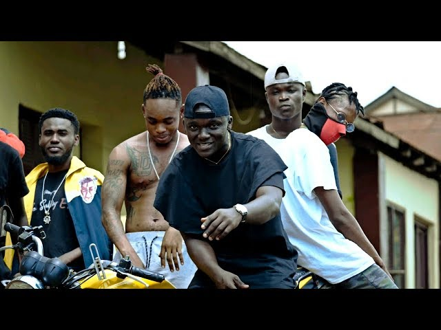 Phrimpong - Road To The Salary (Official Video)
