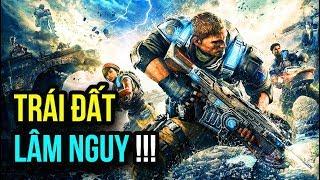 GEARS OF WAR 4 #1: KHI TRÁI ĐẤT LÂM NGUY !!!