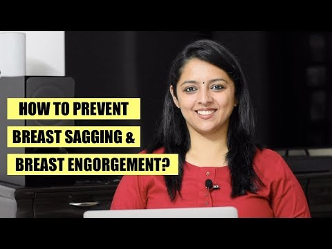 Breast Sagging & Breast Engorgement Problems After Pregnancy