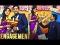 Exclusive : Sangram Salvi Is Engaged To Khushboo Tawde | Marathi Actor - Devyani, Saraswati video