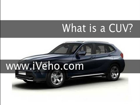 What Is A Cuv Youtube