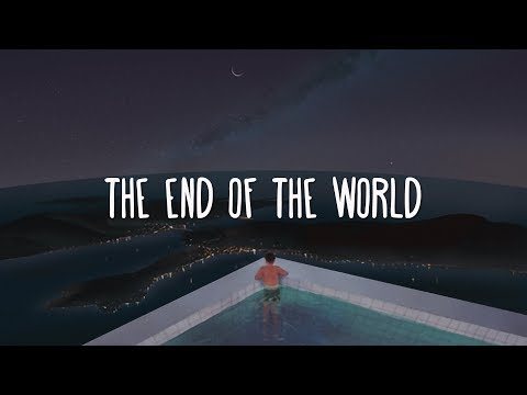 Billie Eilish ~ The End Of The World (Lyrics)
