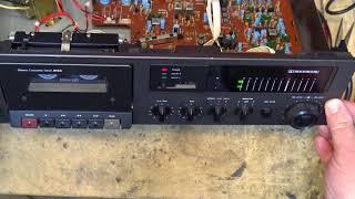 NAD 6155 Cassette deck repair