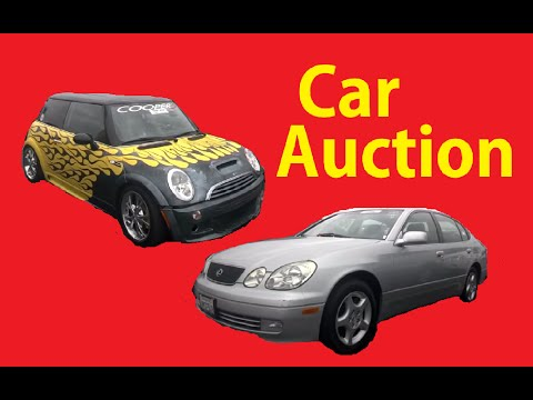 Car Trade in Auction Live Auto Auctions ~ Selling Cars Video #3