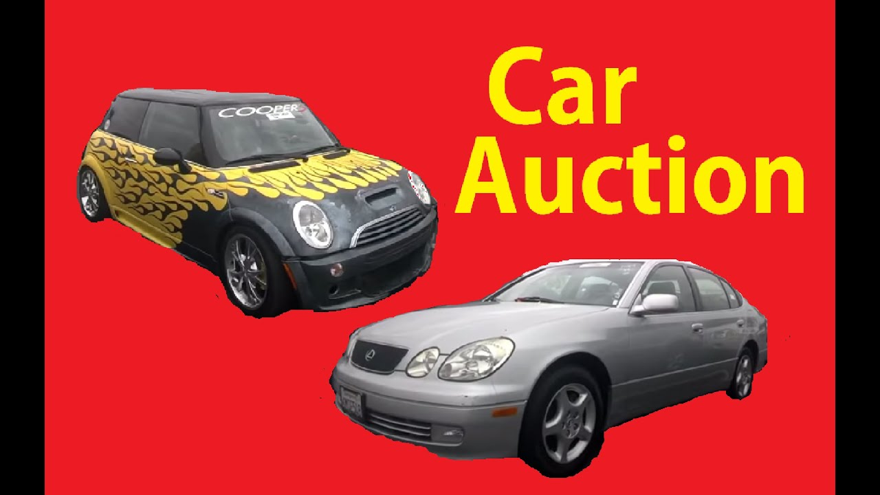 Car Trade in Auction Live Auto Auctions ~ Selling Cars Video #3 ...