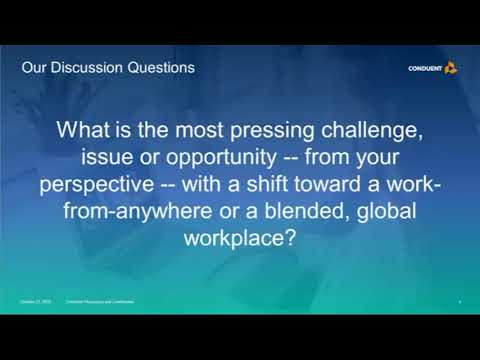 Strategies for the Next Normal: Panel Discussion of Top HR Leaders