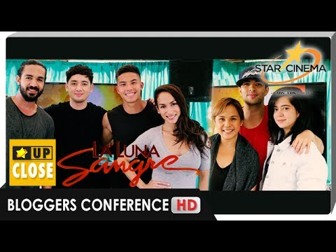 "[FULL] Get to know the cast of ""La Luna Sangre!"" 