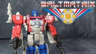 Titans Return Leader Power Master Optimus Prime