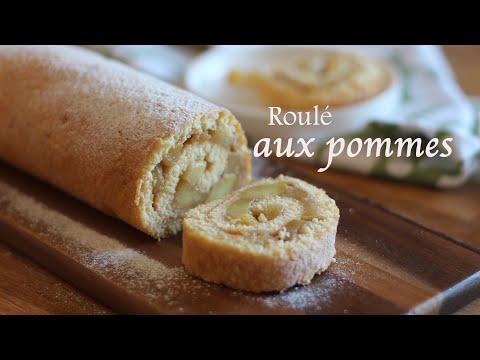 roulé-aux-pommes-moelleux-avec-peu-de-matière-grasse-!