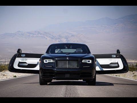 2017 ROLLS ROYCE PHANTOM - DOCUMENTARY Full HD English - HOW IT`S MADE? ULTIMATE LUXURY CAR
