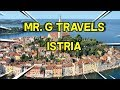 Mr  G Travels -- Istrian Peninsula Croatia -- Rovinj