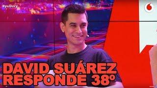 David Suárez nos dice cuánto gana Míster Jägger #DavidSuárezResponde 38 #yuDory
